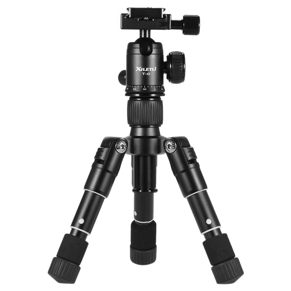 Get Extra 9% Off XILETU Ultra Compact Desktop Mini Tripod Kit with Ball Head