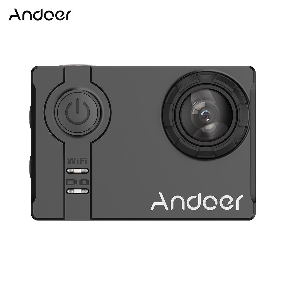 Get Extra 6% Off Andoer AN7000 4K Action Camera