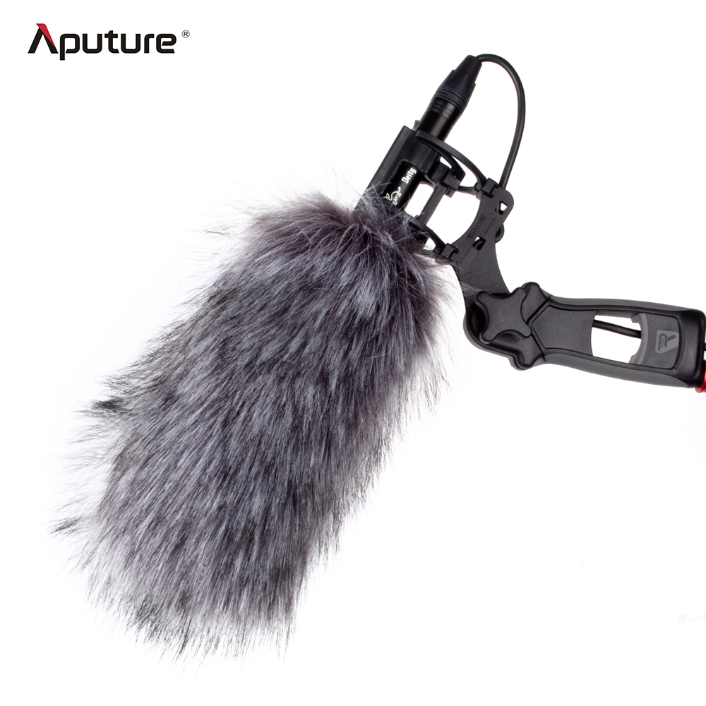 Get Extra 10% Off Aputure Deity Microphonewith Windshield and Rycote Shock Mount