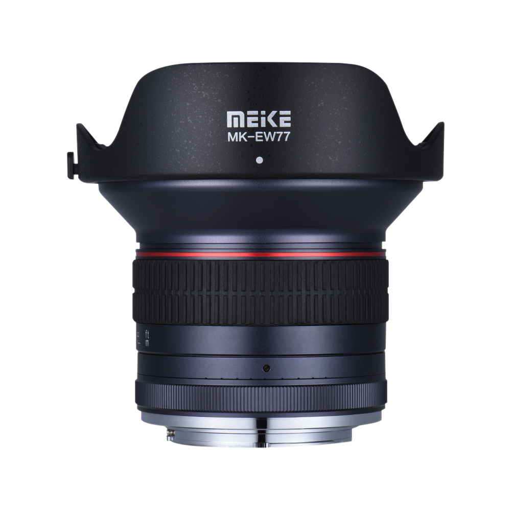 Get Extra 12% Off Meike MK-12mm-F2.8 72mm APS-C Wide Angle Manual Focus Fixed Lens