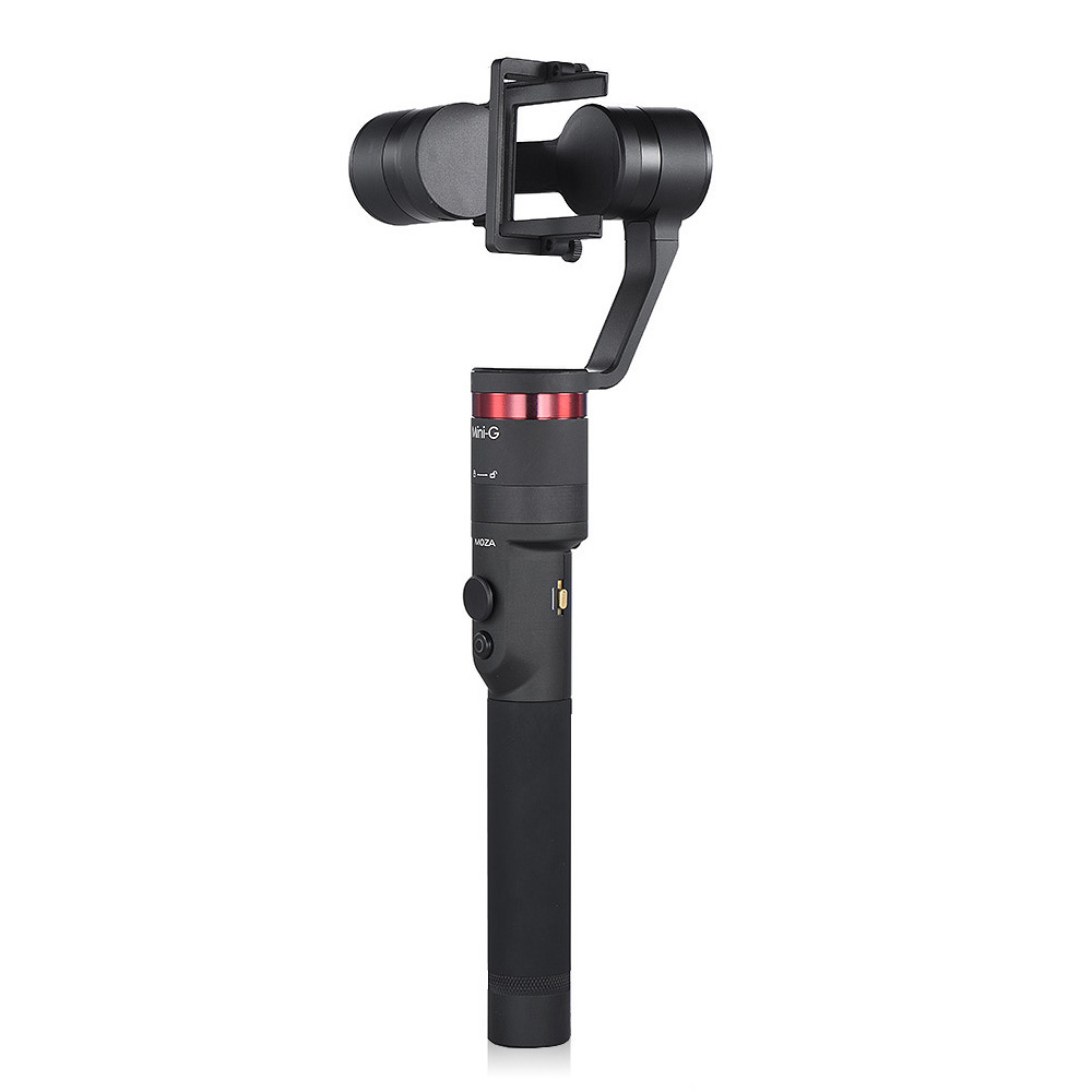 $32 discount for MOZA Mini-G 3 Axis Handheld Gimbal Stabilizer, $186.15