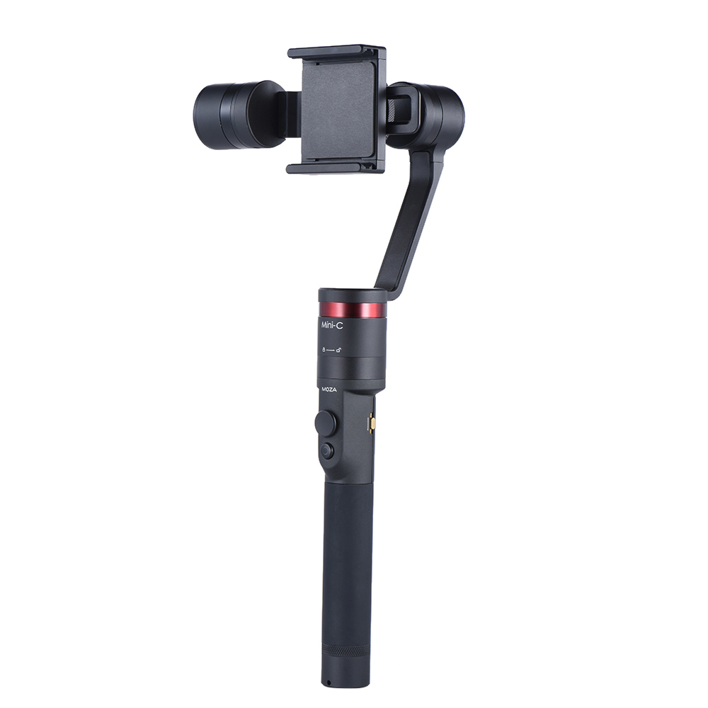 $32 discount for Moza Mini-C 3 Axis Handheld Stabilizer, $186.15