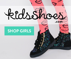 Save girls shoes at KidsShoes.com