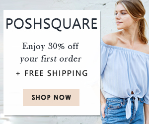 PoshSquare Coupon