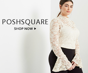 Soft Modern Plus Size Poshsquare