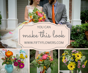 Wedding Flower Decorations and Bridal Bouquets