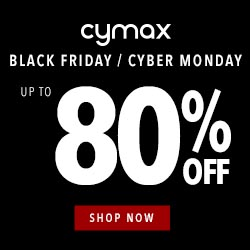 CYMAX BLACK FRIDAY