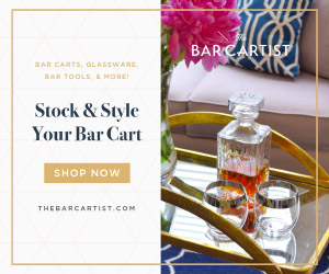 Bar Carts Ad
