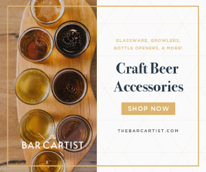 Beer Accessories Ad