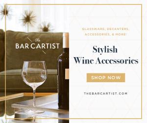 Wine Accessories Ad