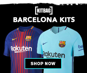 Get your Barca Fan Gear and Kits at Kitbag-US