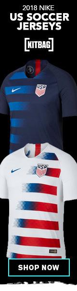 Shop for 2018 USMNT Jerseys at Kitbag