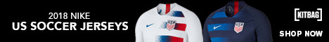 Shop for 2018 USMNT Jerseys at Kitbag