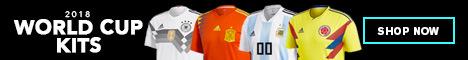 Shop for 2018 World Cup Kits at Kitbag
