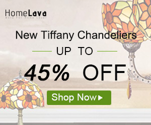 Up to 45% OFF on AMERICAN PASSION New Tiffany Chandeliers