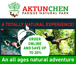 20% offert sur le Prix des billet Aktun Chen Natural Park