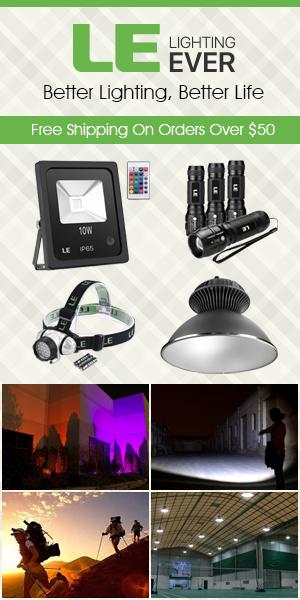 Shop LED lights and fixtures online at lightingever.com