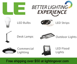 Get Better Lighting Experience for your home and garden.