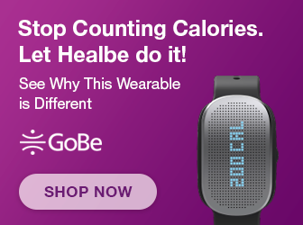 Stop Counting Calories. Let Healbe do it!
