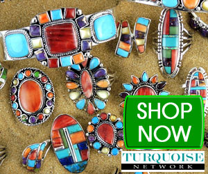 Turquoise Network Jewelry