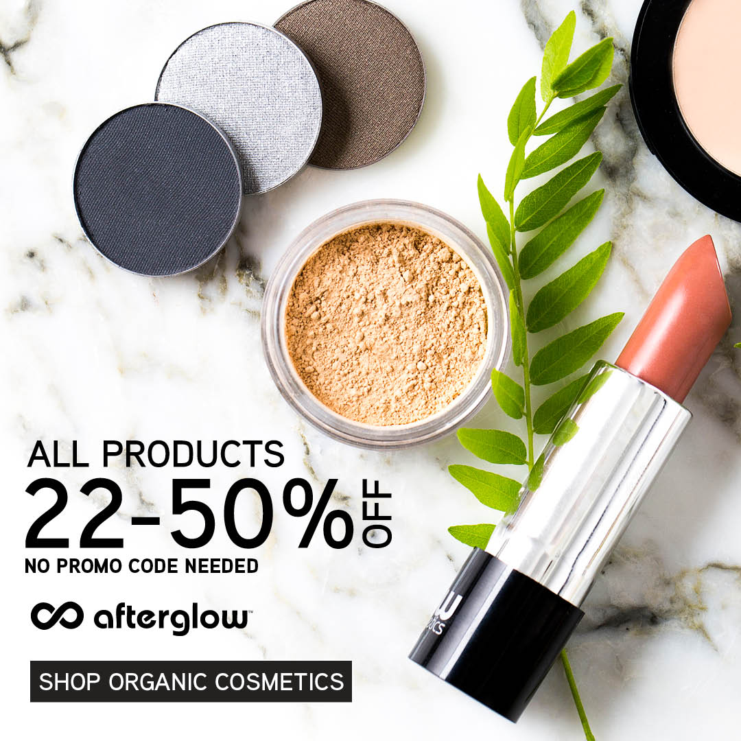22-50% off Afterglow