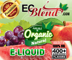 ECBlend Flavors 100% VG E-Liquid