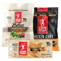 CavemanFoods.com - Healthy Snacking Made Easy. Shop Now!
