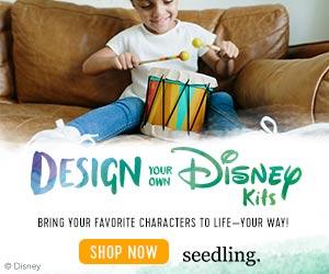 Design your own Disney kits