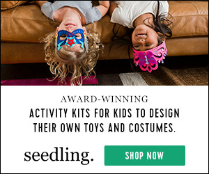 Seedling - Design your own toy