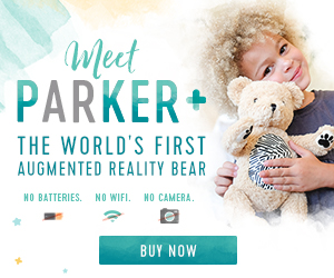 Parker - Augmented Reality Bear