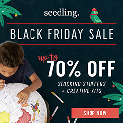 Up to 70% off - Seedling