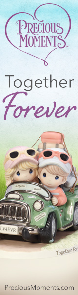 Together Forever Precious Moments