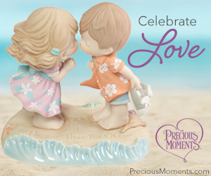 Celebrate Love with Precious Moments
