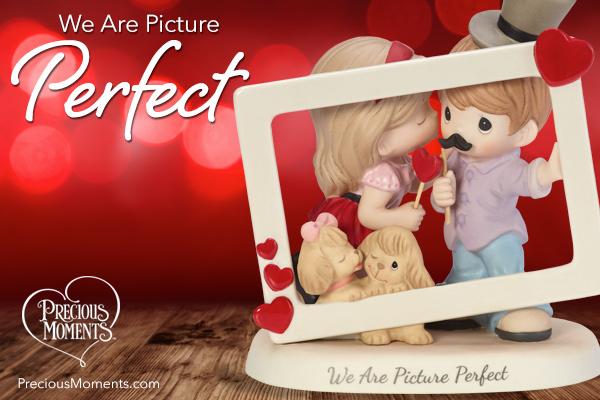 Picture Perfect Couple | Precious Moments