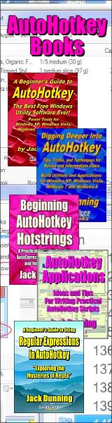 AutoHotkey Books