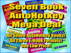 AutoHotkey Mega Deal!