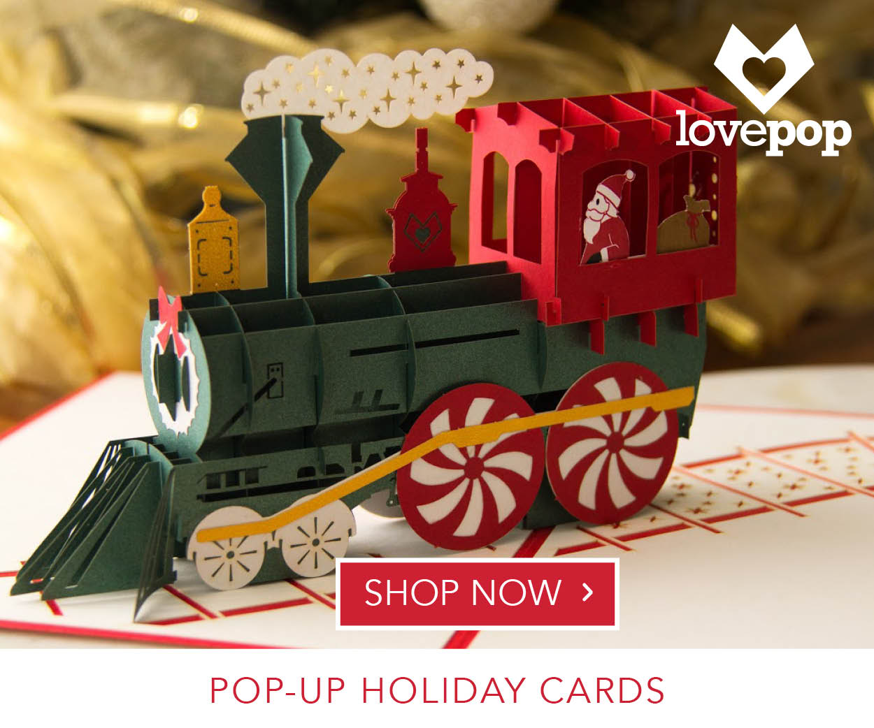 Pop-Up Holiday Cards