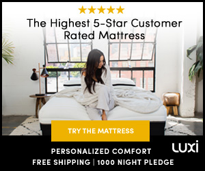 Luxi Sleep Coupon