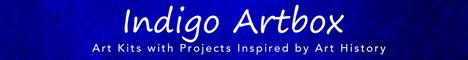 Indigo Artbox | Art Kits Inspired by Art History