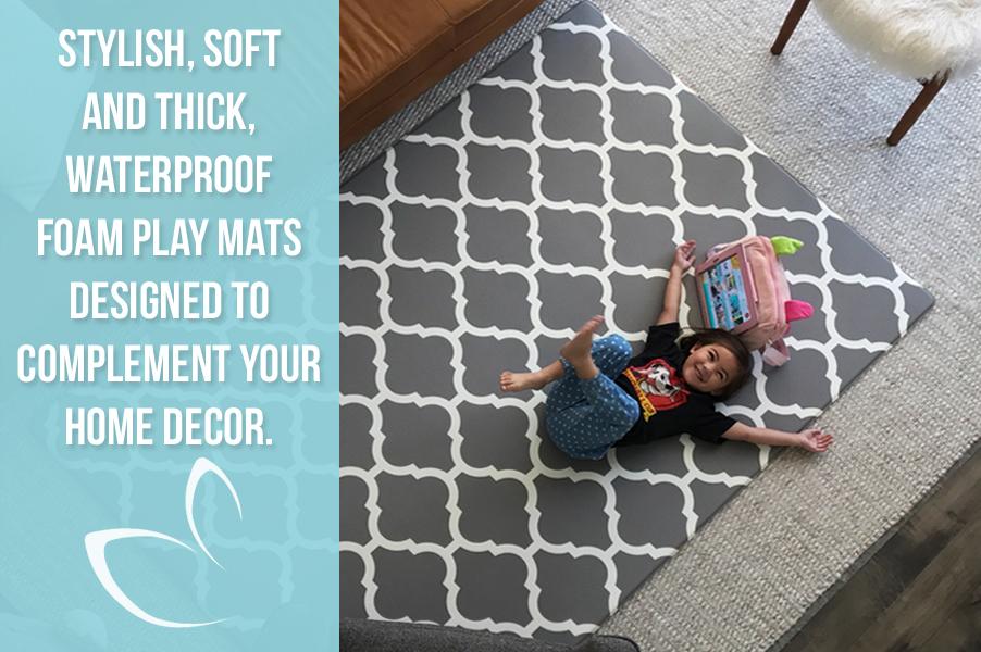 Stylish Foam Play Mat