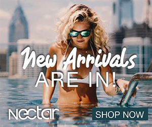 New Nectar Shades Have Arrived