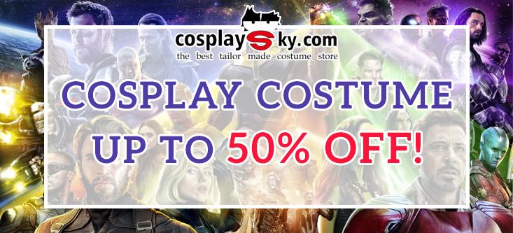 cosplaysky promotion