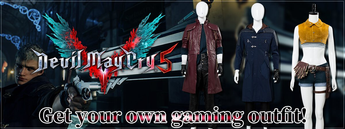 Devil May Cry 5 Costumes