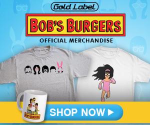 Bob's Burgers T-Shirts & Gifts