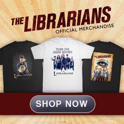 The Librarians T-Shirts and Gifts