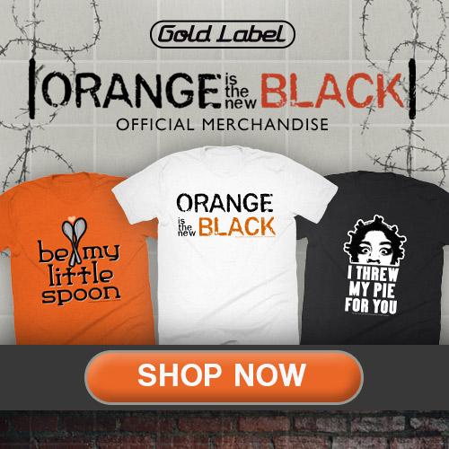 Orange is the New Black Merchandise