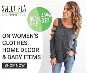 40% - 80% OFF on Women's Clothing & Baby Items