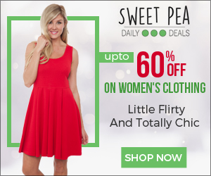 Up to 60% OFF on Women Clothing