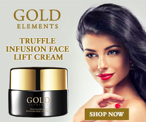 Truffle Infusion Face Lift Cream - Gold Elements-USA
