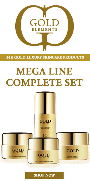 Luxury Mega Line Products - Gold Elements-USA